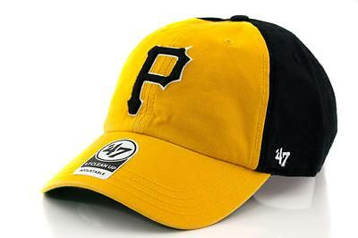Pittsburgh Pirates MLB Supporters Hat Clean Up Cap - 47 Brand Baseball Cap