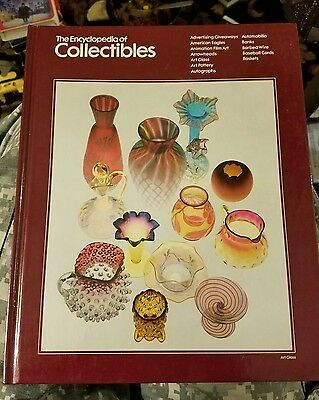 TIME LIFE ENCYCLOPEDIA OF COLLECTIBLES: Advertising Giveaways to Baskets