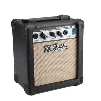New Electric Guitar Practice Amplifier Powerful Sound Amp GT-10W