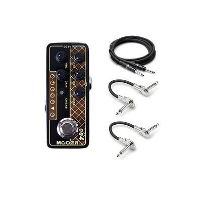 New Mooer Day Tripper 004 Digital Micro PreAmp Guitar Effects Pedal!!