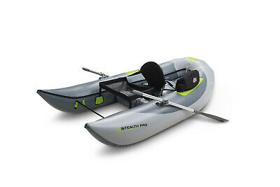 Outcast Osg Stealth Pro, Gray/Lime (200-F00242)