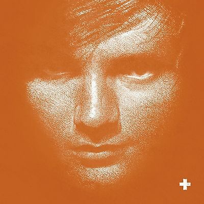 Ed Sheeran + (Plus) Cd New Sealed Free Uk Shipping Ships From Uk