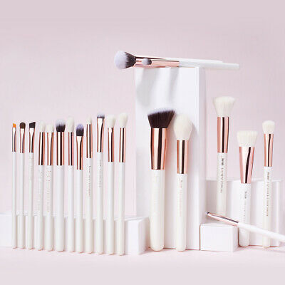 Jessup 20pcs Makeup Brush Set Foundation Eyeshadow Eyeliner Lip Brushes kit Tool
