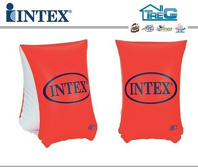 Braccioli in coppia bimbo bimba De Luxe 30x15 Cm  piscina mare lago by INTEX