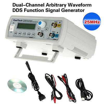 Mutilfunction FY3200S Digital 2-Ch DDS Signal Generator Frequency Meter LCD ±10V