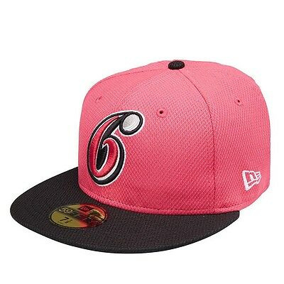 New Era SYDNEY SIXERS 2016/17 59FIFTY ON-FIELD REPLICA HOME CAP-Size 7 3/8 Or5/8