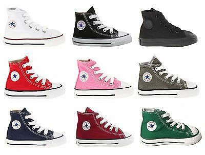 2d0be258122c INFANT   TODDLER Converse Chuck Taylor All Star High Top Canvas ...