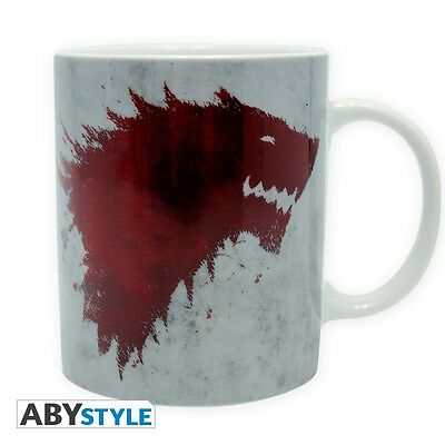 GAME OF THRONES Mug The North remembers