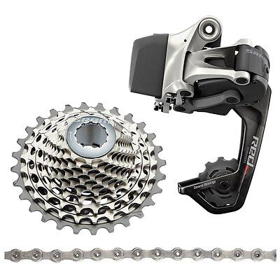 SRAM RED eTap WiFLi Upgrade-Set,  NEU