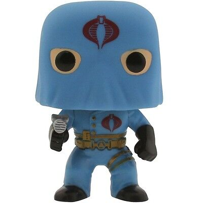 BAIT Exclusive x Funko POP TV GI Joe - Hooded Cobra Commander blue