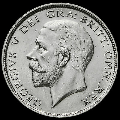 1928 George V Silver Half Crown – EF
