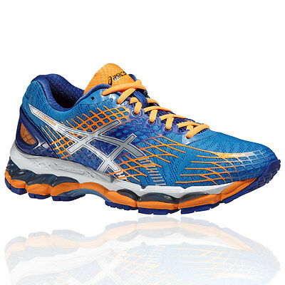 Asics Womens GEL NIMBUS 17 Cushioned Running Sport Trainers Pumps Shoes