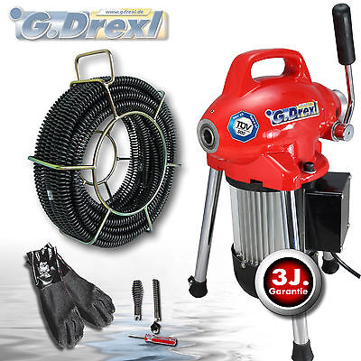 Pipe Cleaning Device 390 Watt Drain Cleaner Pipe Cleaner Pipe Cleaning Machine