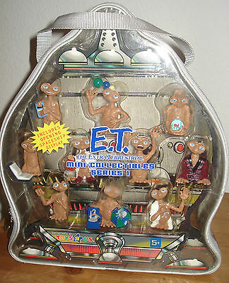 E.T. The Extra-Terrestrial Mini Collectibles (Series 1) 10 E.T Figuren