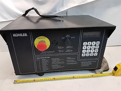 Kohler Generators GM10193-2 Controller Assembly 12/24VDC 25A or 300VAC 1.5A Used
