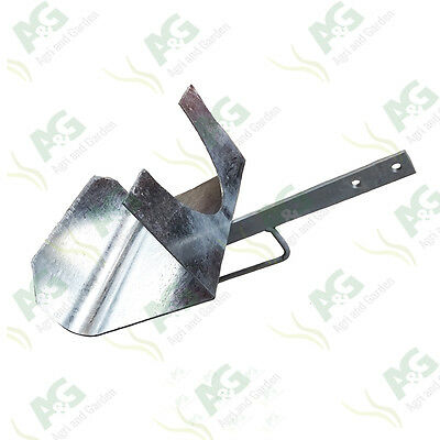 Slurry Tanker Spreader Plate New Type.