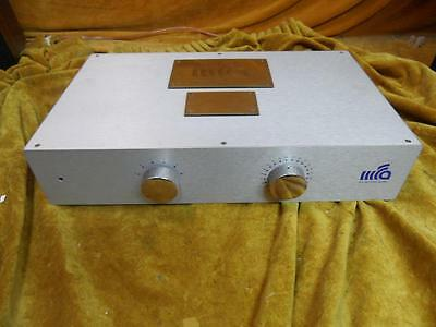 music first TVC  mk 2   preamp, with remote control