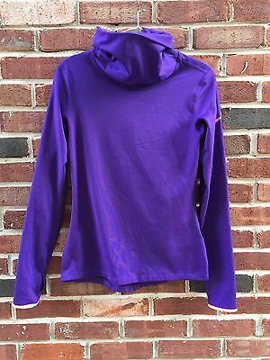 Nike Womens Pro Hyperwarm Infinity Training Top Shirt Small S 620415 $65 RARE!