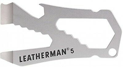Leatherman LTN5 'By The Numbers' Keychain/Bottle Opener Pocket Tool