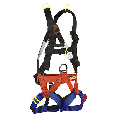 Yates 335 Heavy Rescue Harness - One Size/Fully Adjustable