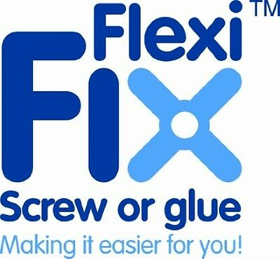 Croydex Flexi-Fix Worcester Soap Dish And Holder