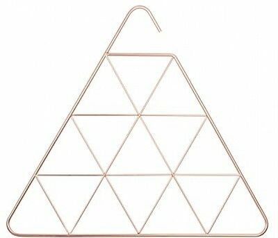 Umbra Pendant Scarf Holder Triangle, Copper