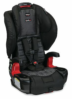 Britax Pioneer Combination Harness-2-Booster Car Seat - Domino TF-648