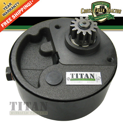 773126M92 NEW Power Steering Pump for Massey Ferguson 35 50 135 150 230 235 245