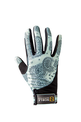 Noble Outfitters Perfect Fit Gloves- Ice Bandana- Size 6