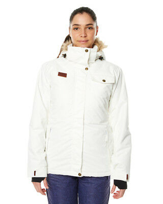 Xtm Ladies Scarlett Ski Jacket White