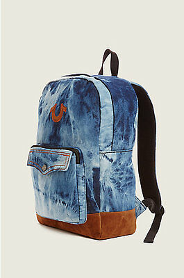 Nwt! True Religion Unisex TR Backpack Bag - MSRP $148, 100% AUTHENTIC!!!!!!!!!!!