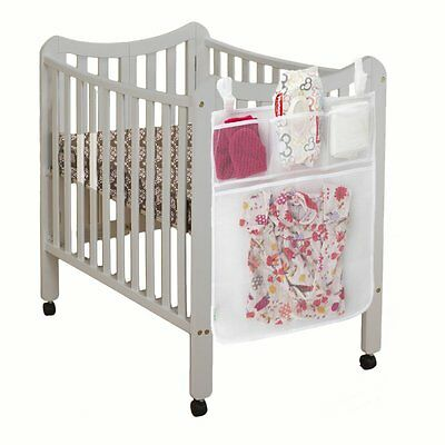 Baby Diaper Organizer For Nursery By Lebogner - Perfect Bedside Caddy For Baby 4