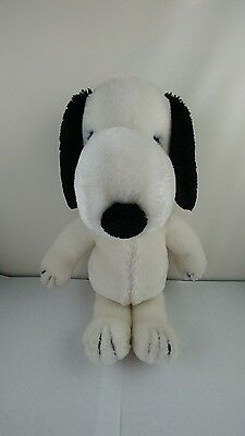 "Snoopy 12"" Vintage Plush (1968) Applause,United Feature Syndicate."