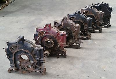 Mazda 10A M10A R100 Rx3 Rotor Rotary Front Rear End Plate Plates Lot Of 6