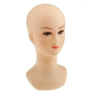 High Quality Woman Female Mannequin Head Wigs Jewelry Scarf Glasses Display