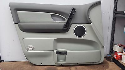Ford Territory Sy Ghia 06 Mdl Left Front Passenger Door Trim / Card  Tc:e3