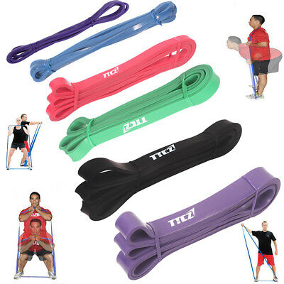 Resistance Tension Band Crossfit Strength Fitness Exercise Loop Yoga Training