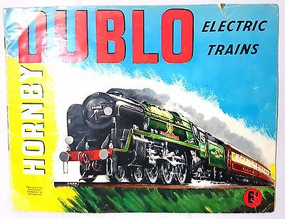 7th Edition 1961 Rovex Scale Models TRI-ANG RAILWAYS OO / HO Collector Catalogue