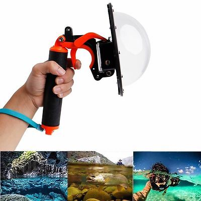 Anti fog Underwater Diving Lens Dome Port Case Cover For GoPro Hero 4/3+ Camera