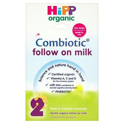 Hipp Follow on Milk 800g