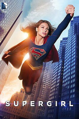 Supergirl Complete Series 1 Blu Ray Super Girl All Episode First Season UK Reles