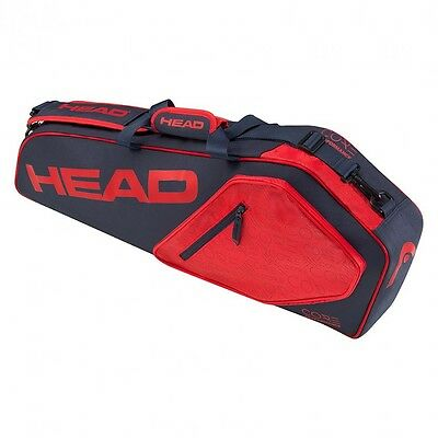 HEAD Core 3R Pro Tennistasche Blau / Rot