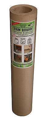 "Ram Board Home Edition Floor Protector 36""x50' (150 sq.ft.)"