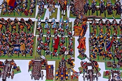 Warhammer Fantasy AoS Empire Ironweld OOP well painted Magnetized Army GW (2)