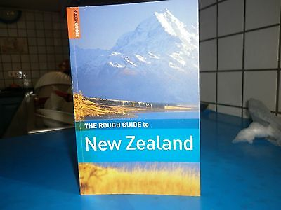 Rough Guides  - Guida -  Turismo - New Zealand -In Inglese -  -Nuova !!! -