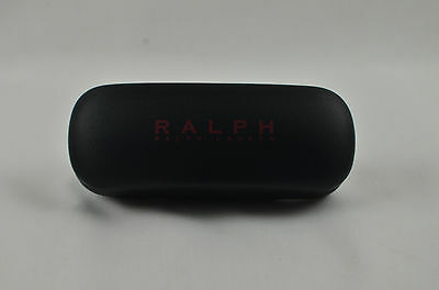 Genuine Ralph Lauren Black Hard Glasses/Spectacle/Sunglasses Case