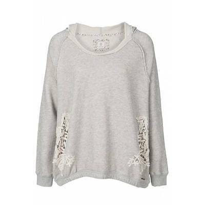 Sweat Element Pia grey heather