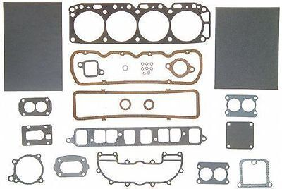 Mahle Victor HS5719 Mercruiser Marine 3.0L 181 Head Set Gaskets to Ser. 6229717