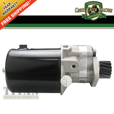 523092M91 NEW Power Steering Pump for Massey Ferguson 175 180 255 265 275 30+