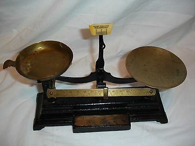 Antique Troemner #6 Apothecary Scale